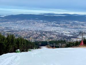 Ve skiareálu na Ještědu se nebude dělat osvětlení na nové sjezdovce