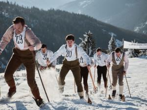 Natáčení filmu Poslední závod v Krkonoších je u konce. Premiéra je v plánu příští rok