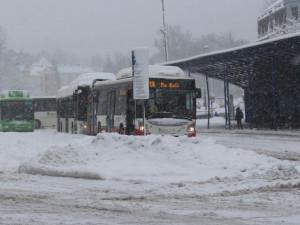 Sněžit začalo pozdě, o to víc ale napadlo na jaře, hodnotí meteorologové zimu