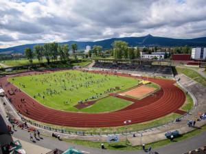 Vnitřní sportoviště Sport parku se otevřou zatím jen pro oddíly