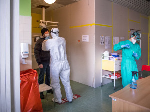 Za víkend přibylo v Libereckém kraji 23 potvrzených případů koronaviru