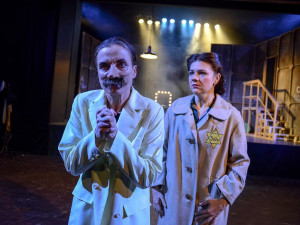 Divadlo opět začne hrát. Chystají se premiéry Buriana i Krále Leara