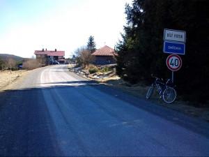 Silnice kolem přehrady Souš se pro auta otevře v pátek odpoledne