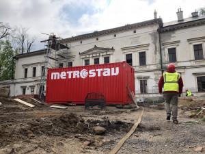 Rekonstrukce Liebiegova paláce se prodražuje. Liberec znovu požádá o dotaci, chce více peněz
