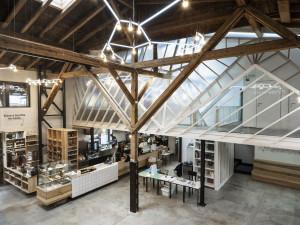 Stavbou roku Libereckého kraje 2021 se stala pražírna s kavárnou DOK Nordbeans u libereckého nádraží