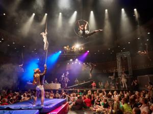 Cirk-UFF bude! Přiveze i akrobaty z Cirque du Soleil