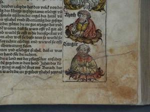 Schedelova kronika i Catholicon. Knihovna dokončila restaurování a konzervaci vzácných tisků