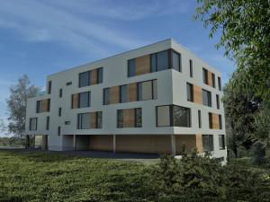 Bytové družstvo postaví v Chrastavě nové domy. Počítáme s parkováním i zachováním vzrostlých stromů, ujišťuje investor