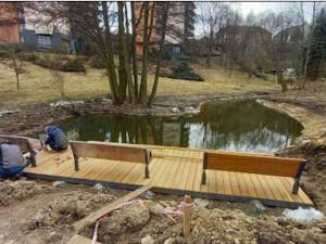 Zahrady tří domovů pro seniory prokouknou. Přibudou v nich stromy i vodní prvky