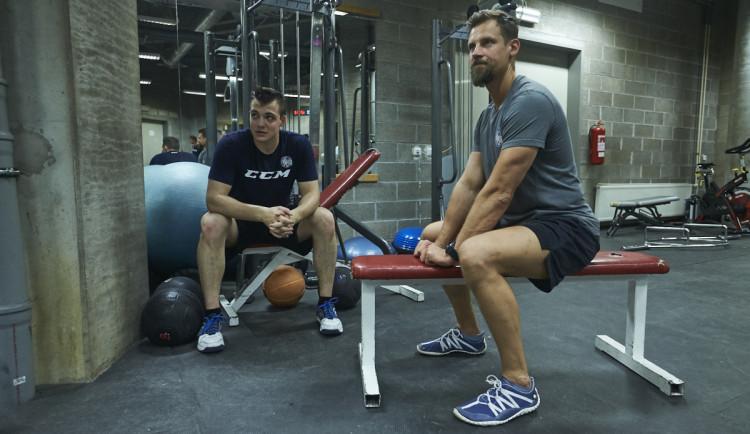 Liberečtí hokejisté zahájili přípravu na novou sezonu. Na úvodním tréninku se sešlo dvanáct hráčů