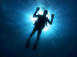 Potápěči stráví dva dny pod hladinou v hloubce 13 metrů v rámci projektu Hydronaut