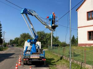 Nový radar již hlídá řidiče ve Velkém Valtinově