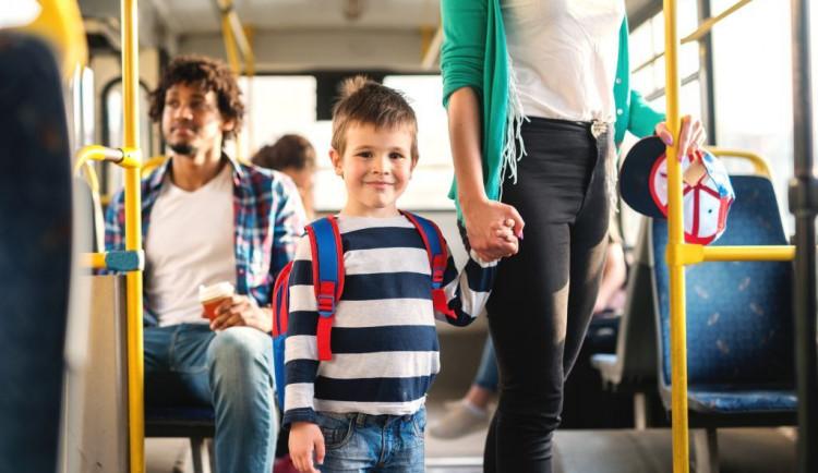 Z místa na místo bezpečně veřejnou dopravou