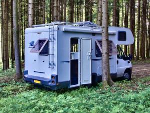 Zázemí pro karavany a obytné vozy. V kraji pro ně vznikne 40 nových parkovacích míst