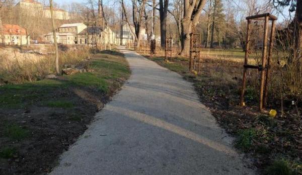 Výstavba nové stezky pro cyklisty a pěší ve Frýdlantu započala. Zajistí tak vyšší bezpečnost