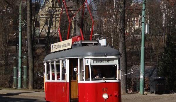 Některé historické tramvaje se po rekonstrukci na trať do Jablonce vrátí, říká Tomáš Krebs z Boveraclubu