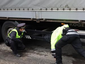 Policisté se zaměřili na kontrolu migrantů. Žádného neobjevili