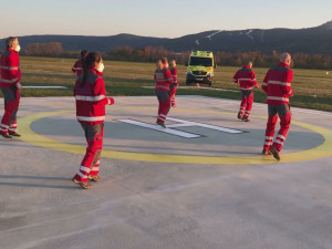 Hasiči budou na letišti usilovat o český rekord v Jerusalema dance challenge