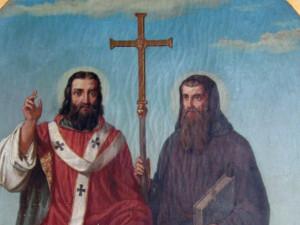 Konstantin a Metoděj svým viděním světa přesahovali dobu, říká slavista