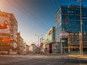 Část Sokolské ulice bude do listopadu uzavřená kvůli rekonstrukci sítí