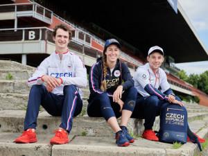 Liberecký kraj budou na olympiádě v Tokiu reprezentovat čtyři sportovci