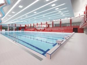 Cena opravy bazénu se vyšplhala k 820 milionům. Rekonstrukci prodražuje drahý stavební materiál