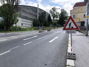 Začíná rekonstrukce Sokolské ulice. Zavřená bude až do listopadu