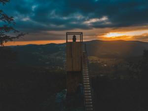 Vyhlídky Medvěd, Liška, Ovce a Horník na Stráži nad Rokytnicí jsou konečně otevřeny