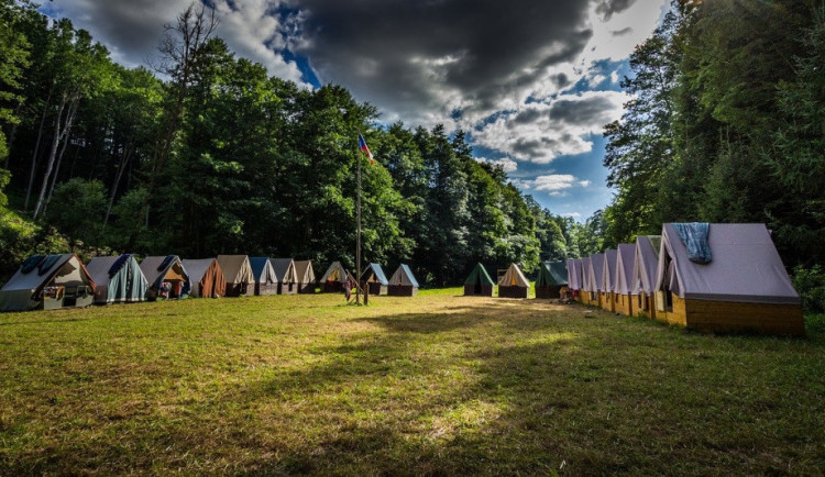 Nákaza koronavirem se na táborech v kraji potvrdila u jednoho dítěte