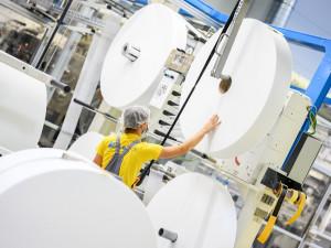 Hrádecký Drylock zvedá mzdy až o 17 %, navyšuje výrobu a hledá další lidi