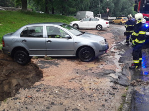 Po bouřích v minulém týdnu zůstaly v Libereckém kraji škody za více než sto šedesát milionů