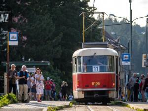 Rekonstrukce tramvajové trati přinese rychlejší a komfortnější cestování