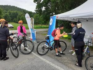 Prevence na cyklostezkách v Libereckém kraji