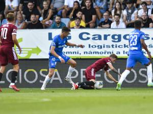 Nejvyšší domácí prohra. Sparta zvítězila v Liberci 5:0