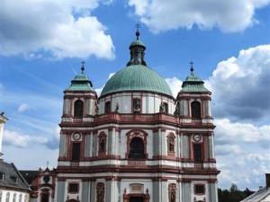 Bazilika v Jablonném se dočká rekonstrukce za 60 milionů. Práce by měly začít v srpnu