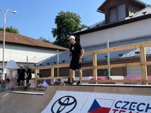 Ve škole jsem skrýval, že jezdím na skejtu, říká nejlepší český skateboardista Maxim Habanec