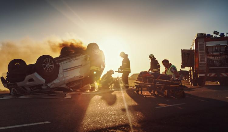 V kraji za prvních sedm měsíců zemřelo devět lidí. Za většinou těžkých nehod stojí vysoká rychlost