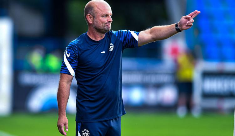 Tohle se nemělo stát, bude reakce od vedení, ví po vyřazení z poháru trenér Slovanu Hoftych