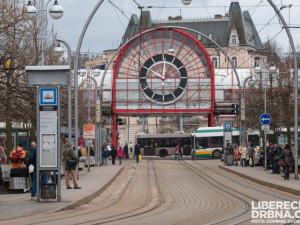 Městský okruh by mohl odvést dopravu z centra Liberce. Zatím jde jen o ideu