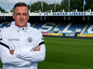 Liberečtí fotbalisté mají nového trenéra. Na stadion u Nisy míří Luboš Kozel