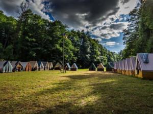 Na letní tábory v Libereckém kraji se vydalo víc dětí, fyzicky na tom byly hůř