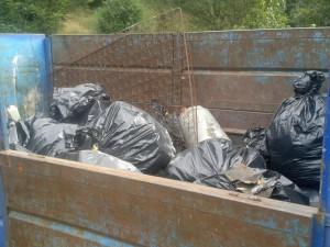 Začíná podzimní úklid. Po městě radnice postupně rozmístí 120 kontejnerů