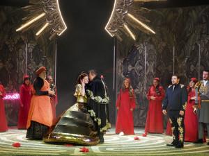 V Šaldově divadle opráší po sedmnácti letech ruskou operu Jolanta