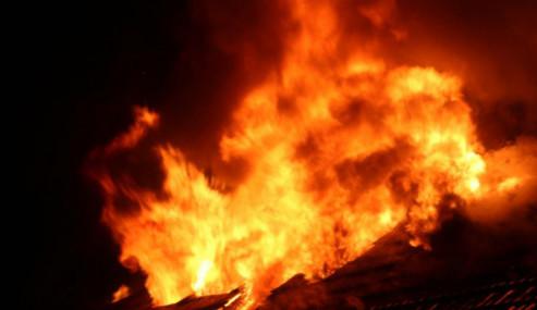 Při požáru v Zásadě zemřel člověk. Případ vyšetřují kriminalisté