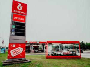 Tradiční značka Benzina zmizí od českých silnic. Nahradí ji polský Orlen