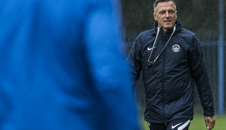 Trenér Slovanu Kozel po obratu: Cítil jsem, že tým chce, přišla zasloužená odměna