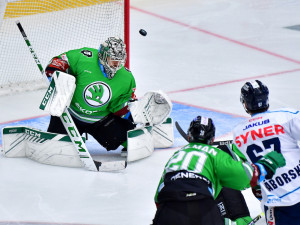 První derby sezony ovládla Boleslav, Tygři prohráli těsně 1:2