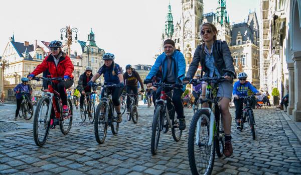 Libercem projede cyklojízda. Chceme se posunout do jednadvacátého století, vzkazují pořadatelé