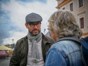 Občané Libereckého kraje nesmí být pro vládu občany druhé kategorie, říká lídr koalice PirStan Jan Farský