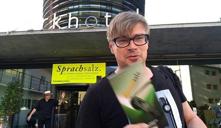 Ocenění pro spisovatele Jaroslava Rudiše. Dostane vyznamenání od německého prezidenta